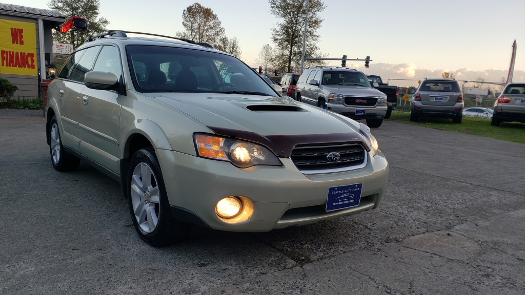 2005 Subaru Outback XT-New Turbo-Limited
