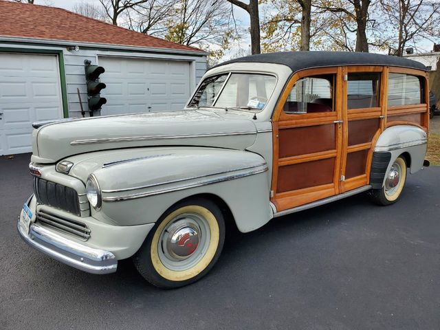 1946 Mercury Woodie