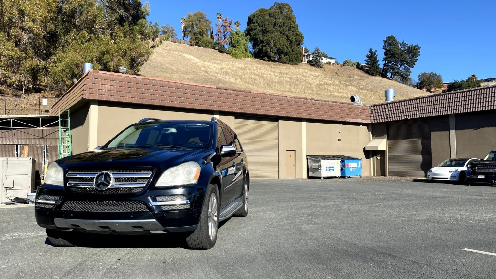 2010 Mercedes-Benz GL450 4MATIC