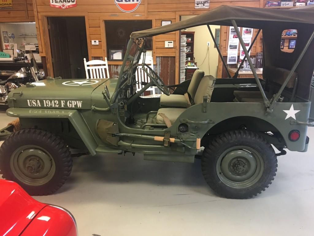 1942 Jeep Gpw