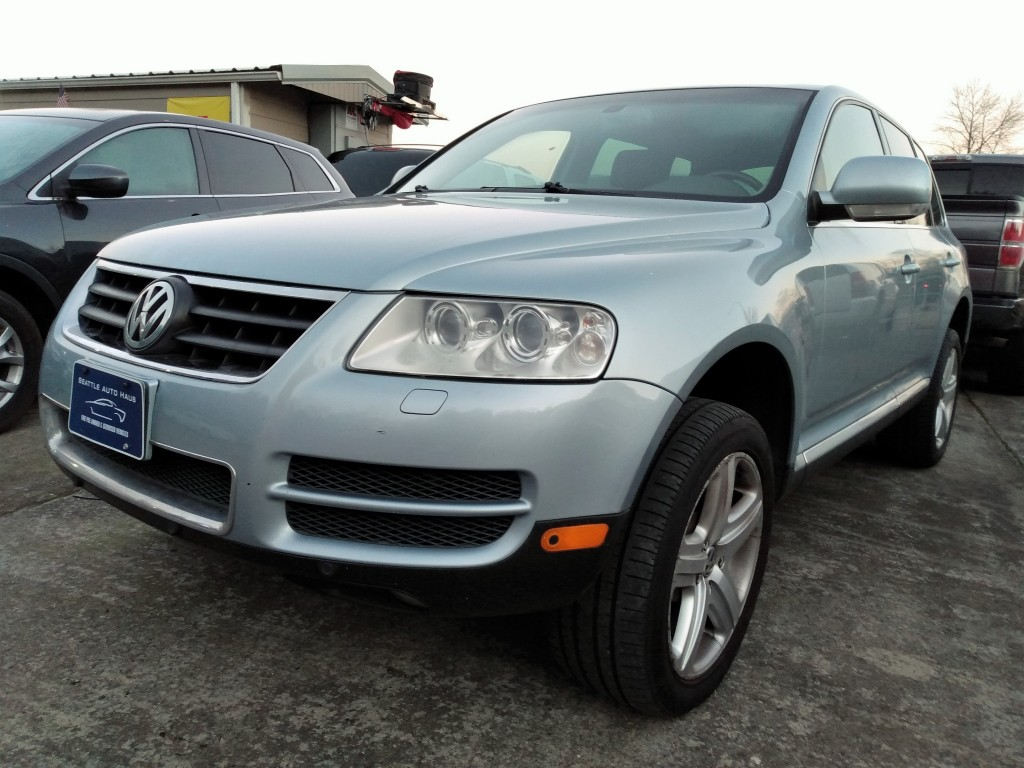 2004 Volkswagen Touareg V8, Diff. Locks, Air-ride.
