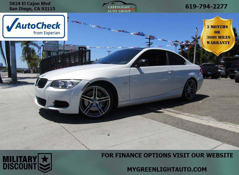 2012 BMW 335is Manual