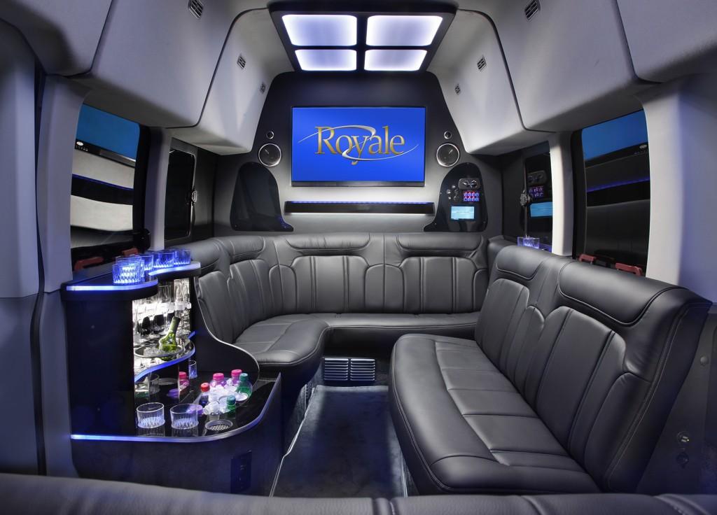 2019 Ford Transit Passenger Limousine