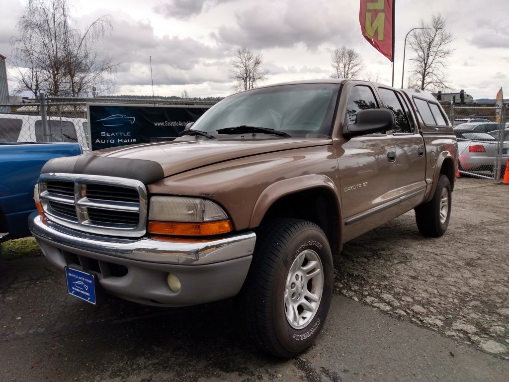 2001 Dodge 4X4 4DR Dakota