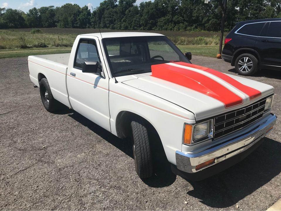 1983 Chevy s10