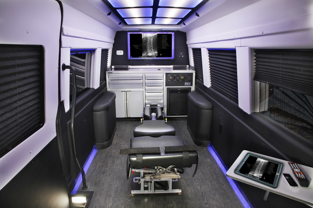 2021 Mercedes-Benz Sprinter Mobile Medical