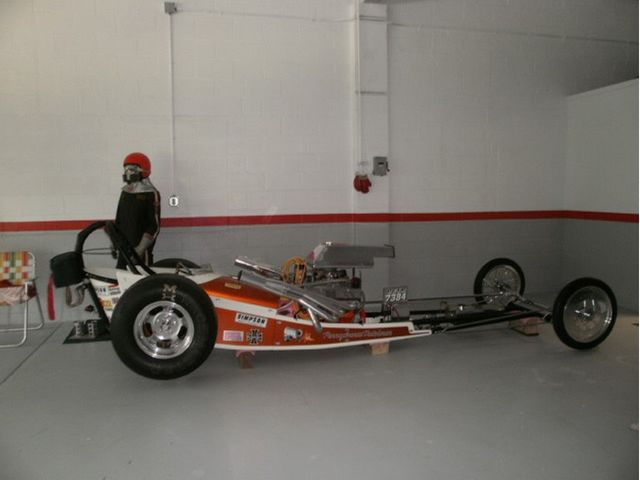 1960 Front Engine Dragster
