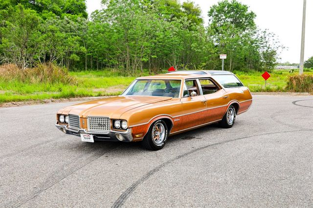 1972 Oldsmobile Vista Cruiser