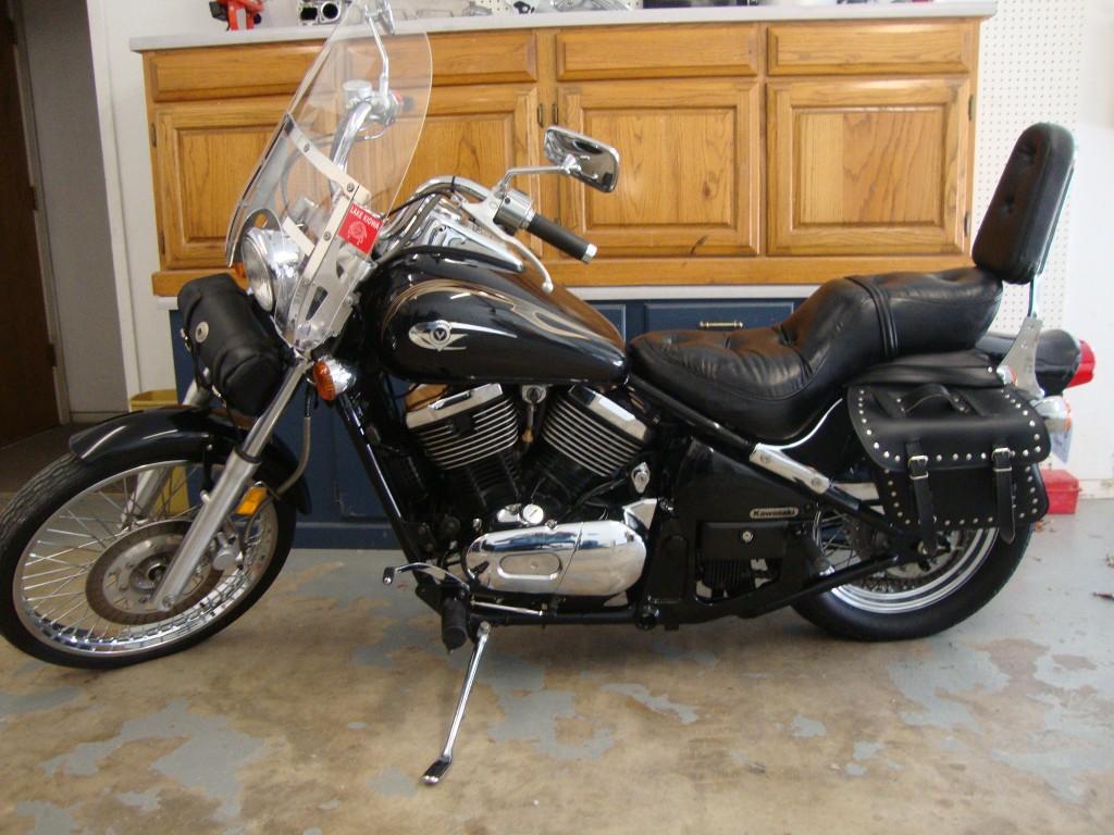 2003 Kawasaki VN800-A