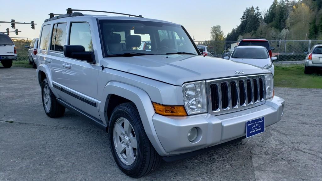 2007 Jeep Commander V8 4x4