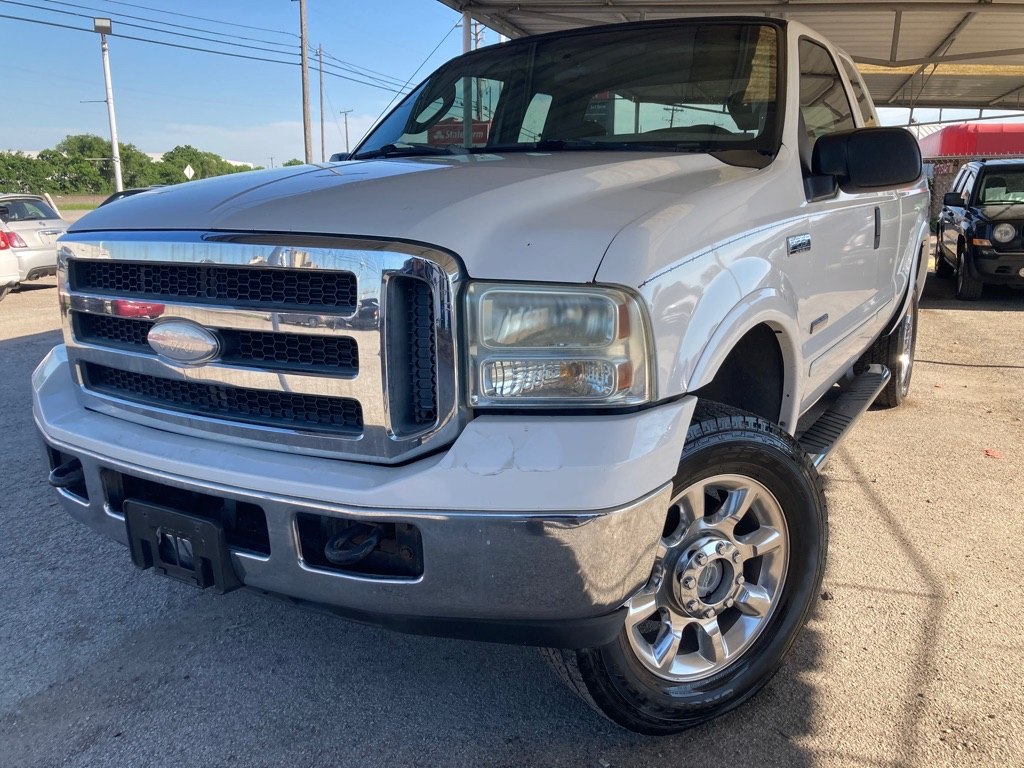 2007 FORD F-250 SUPER DUT