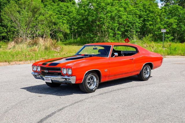 1970 Chevrolet Chevelle SS Matching