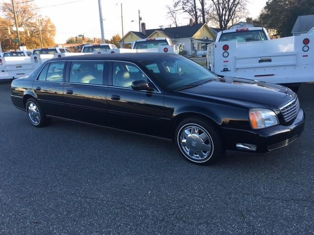 2002 Cadillac Deville Pro