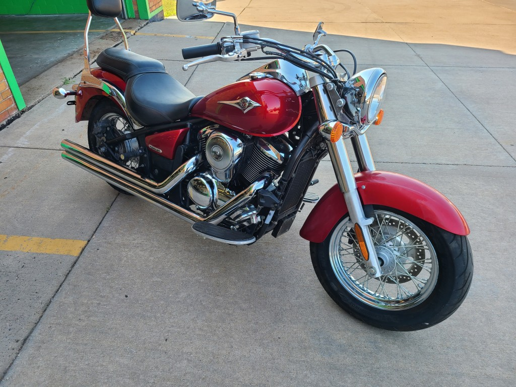 2006 Kawasaki VN900-B