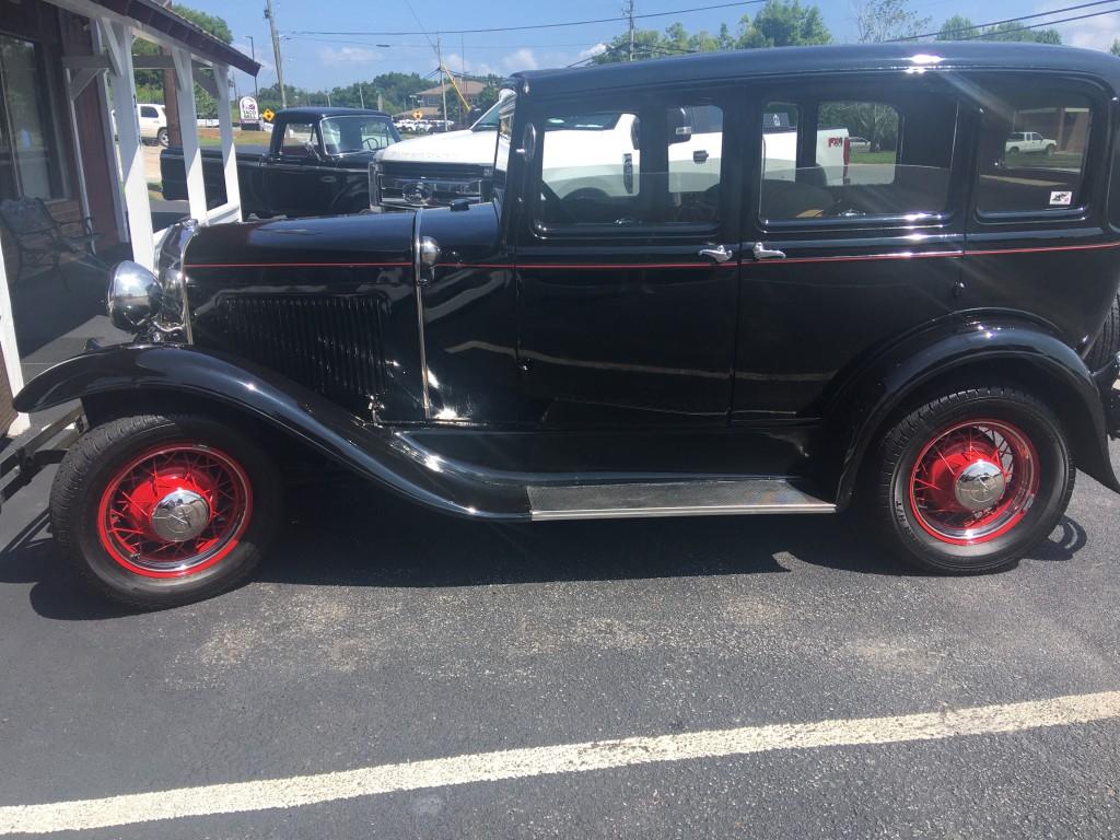 1931 Ford Late 31 slant window A