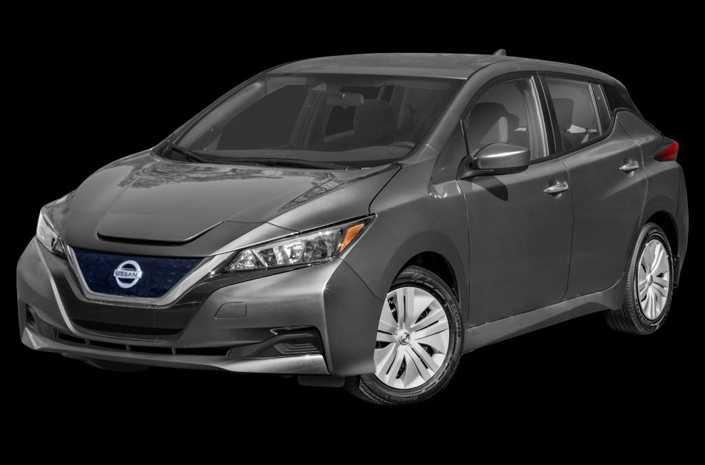 2021 Nissan Leaf SV (NEW)