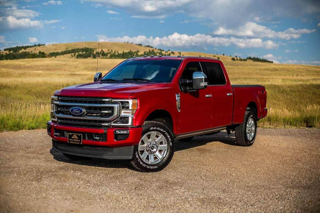 2020 Ford F-250 SD