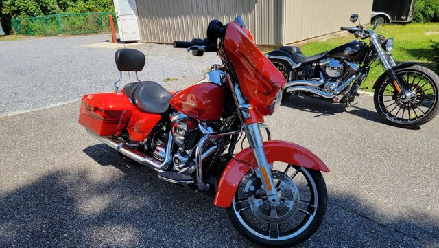 2017 Harley-Davidson Streetglide Special