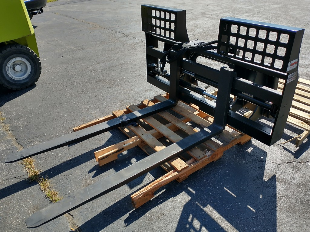 2021 Jenkins Iron And Steel 5\' Hydraulic Sliding Pallet Fork 5500LB