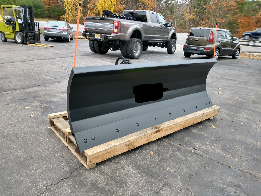 2021 Jenkins Iron And Steel Hydraulic Angle Snow Plow 6\\\', 7\\\', 8\\\', 9\\