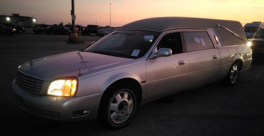 2001 Cadillac Krystal Koach